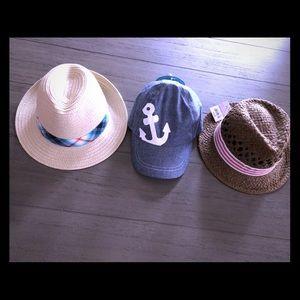 Kids summer hats